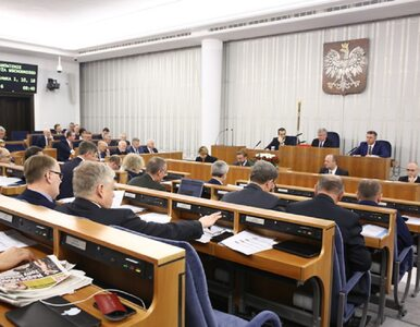 Senat przyjął bez poprawek kolejną ustawę o TK