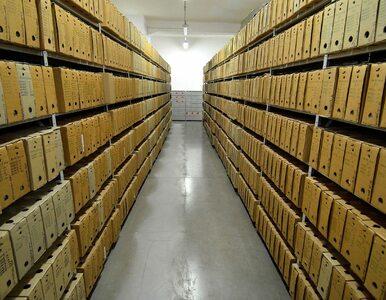 IPN: Polska i Ukraina wymienią się ważnymi archiwalnymi dokumentami