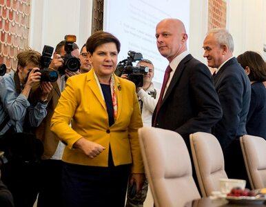 Premier Szydło ogłosiła zmiany w rządzie. Nowa rola wicepremiera...