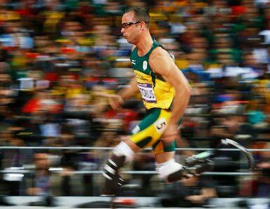 Zderzenie na olimpijskim torze. Pistorius nie pobiegł w sztafecie