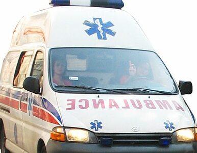 7-latka wypadła z okna szkoły