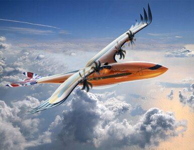 Samolot, który wygląda jak ptak. Airbus zaprezentował potencjalną...