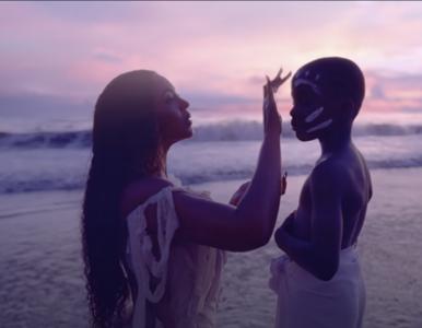 """Beyonce pokazała zwiastun audiowizualnego albumu """"Black Is King""""...."""