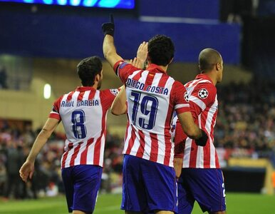LM: Pewny awans Atletico Madryt, Milan dalej w kryzysie