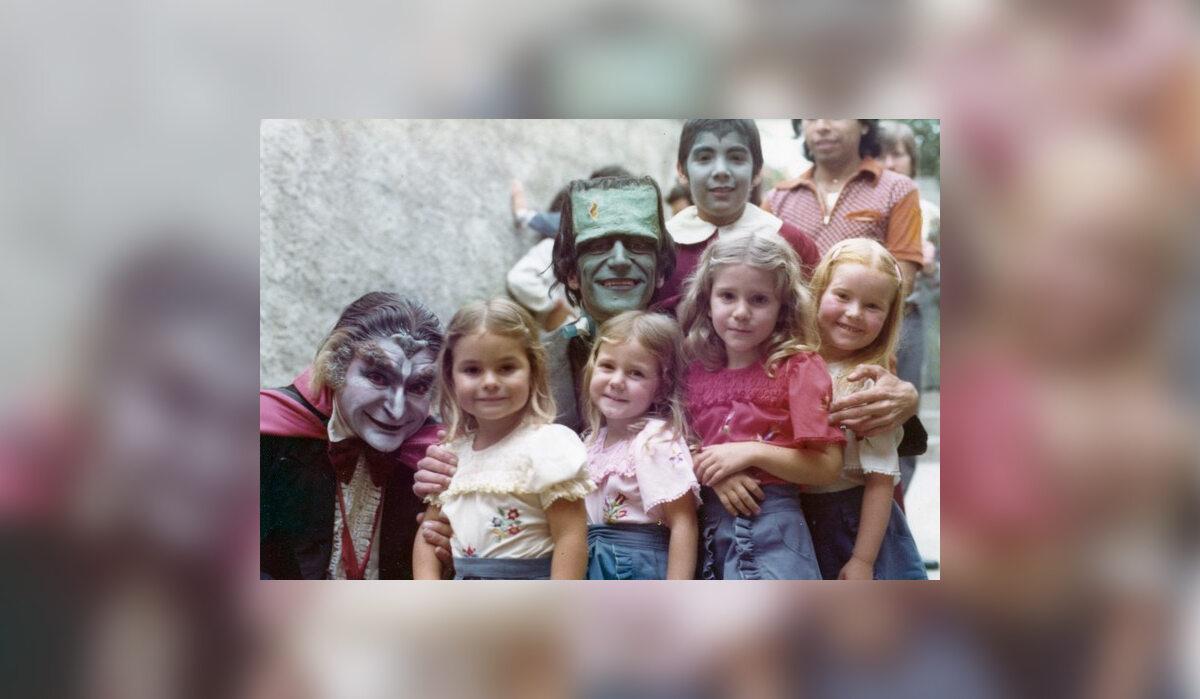 Zdjęcia z archiwów sekty Dzieci Boga