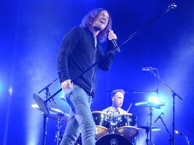 Ostatni koncert Chrisa Cornella. Artysta żartował z fanami, na koniec...