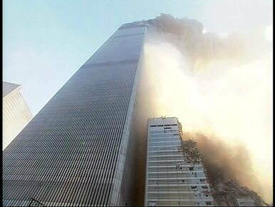 Nieznane nagranie z zamachów na World Trade Center trafiło do sieci