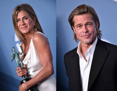 O tych zdjęciach Jennifer Aniston i Brada Pitta mówią dziś wszyscy. Fani...