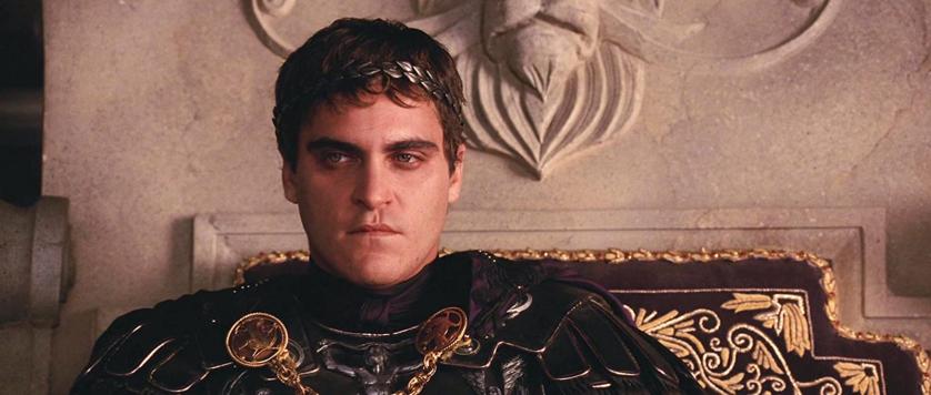 "Kadr z filmu ""Gladiator"" (2000)"