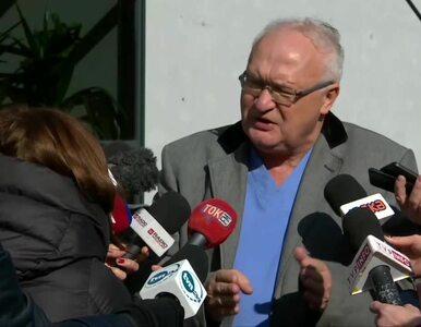 """Prof. Krzysztof Simon: Nie używałbym słowa """"bohaterowie"""""""