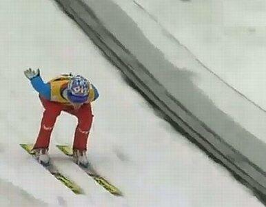 Mistrz lotów narciarskich przegrał z... komentatorem telewizyjnym