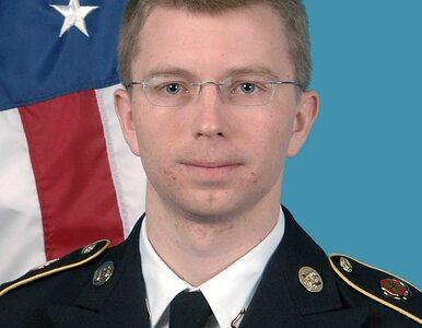 Manning chce wyjść z więzienia. Prosi Obamę