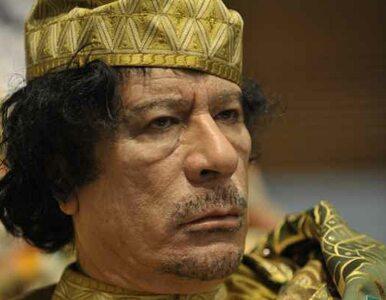 Kadafi jest ranny? Włochy: to wiarygodna informacja