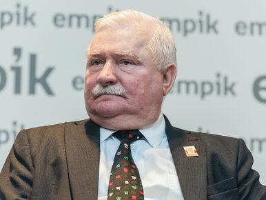 Lech Wałęsa wyciągnął wnuka z więzienia. Były prezydent zapłacił kaucję