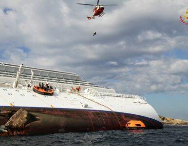Kapitan Costa Concordii: jestem ofiarą, wypadek był banalny