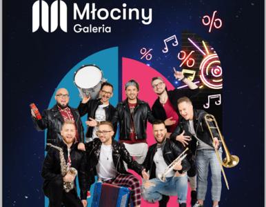 Noc Zakupów i koncert zespołu Enej w Galerii Młociny