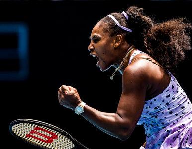"""Serena Williams o trudnych chwilach podczas """"społecznej kwarantanny""""...."""
