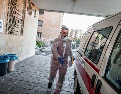 Koronawirus we Włoszech. Władze poinformowały o 4 kolejnych ofiarach...