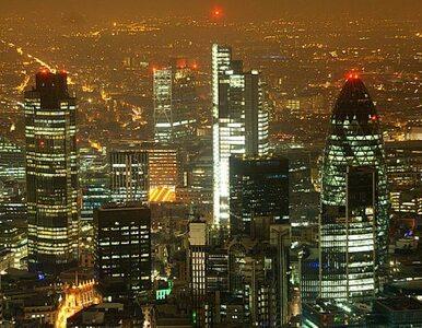 Londyńscy bankierzy: zarabiamy za dużo