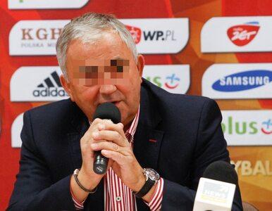 Mirosław P. zostanie w areszcie. Nie jest też szefem PZPS