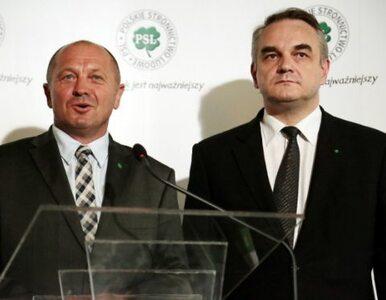 Tusk rozmawiał z Sawickim i Pawlakiem. Przyjmie dymisję ministra?