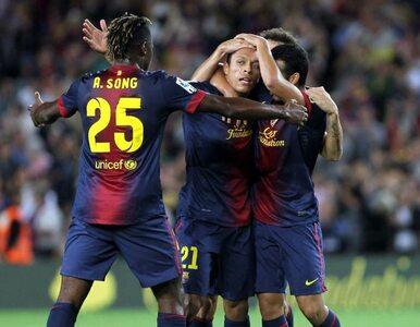 FC Barcelona wciąż niepokonana w Primera Division