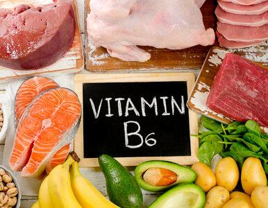 Objawy niedoboru witaminy B6, na które trzeba zwrócić uwagę