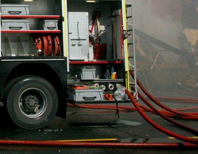 Puławy: pożar szpitala. Ewakuowano część pacjentów