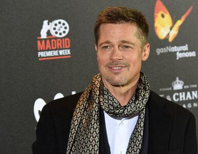 """Brad Pitt przerywa milczenie. """"Byłem w stanie opić Rosjanina jego własną..."""