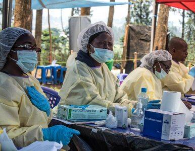 Dwie epidemie w DRK. Do koronawirusa dołączyła odradzająca się ebola