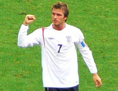 David Beckham wraca do kadry Anglii!