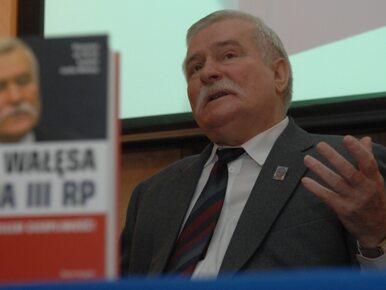 Jarosław Wałęsa: słuchając ojca złapałem się za głowę