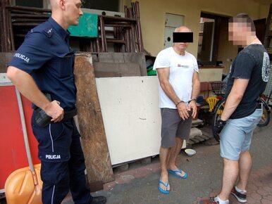 Podróbki o wartości 600 tys. zł znalezione pod Warszawą. 3 osoby zatrzymane
