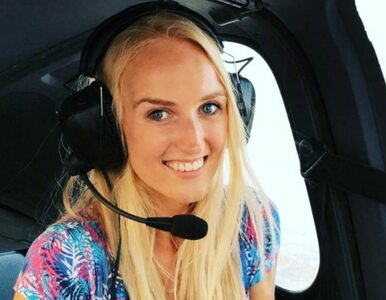 24-letnia pilot podbiła serca internautów. Zobaczcie, czym ich oczarowała