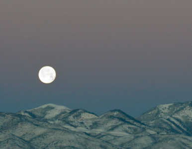"""""""Flower Moon"""" – ostatni superksiężyc w 2020 roku. Co to za zjawisko?..."""