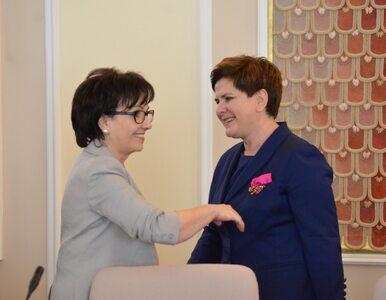Witek stwierdziła, że premier nie ma czasu dla pielęgniarek. Internauta...