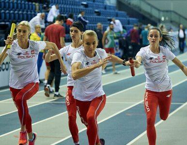 Złoty medal polskiej sztafety w Glasgow