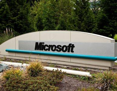 Microsoft zbroi się w patenty za 1 mld dol.