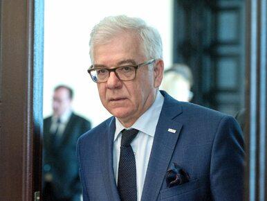 Zarzuty Komisji Europejskiej w sprawie zmian w SN. MSZ odpowiada
