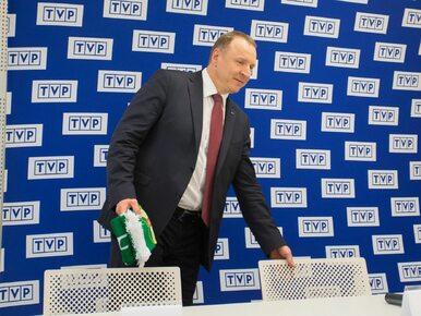 """Szef Rady Mediów Narodowych o """"żółtej kartce"""" dla Kurskiego: Pieniądze z..."""