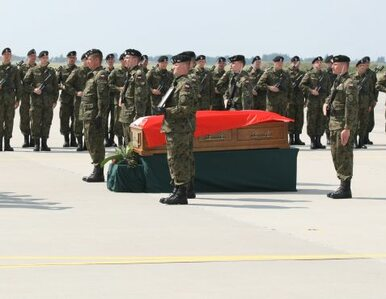 Kolejny polski żołnierz zmarł w Afganistanie