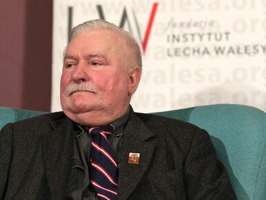 Wałęsa radzi, by aresztować 15 osób. Na liście m.in. zakonnik