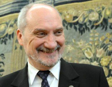 Macierewicz: szef BOR jest nie do ruszenia. Politycy się go boją