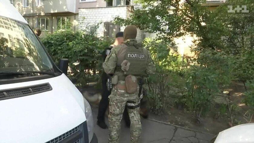 Policja przeprowadziła szturm