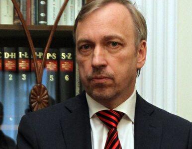 Zdrojewski: wymiar sprawiedliwości daje dowody swojej niesprawności