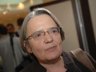 """Agnieszka Holland: praca przy """"House of Cards"""" warta była..."""