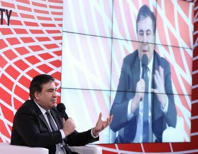 Saakaszwili: Ukarzę tych, którzy podwyższyli mi pensję