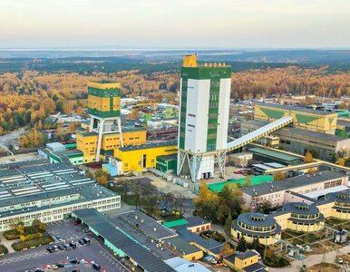 Wstrząs w kopalni Rudna w Polkowicach. Jeden z górników nie żyje