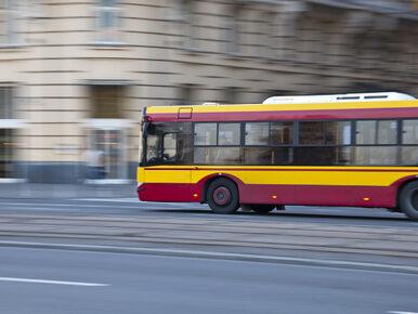 """Awantura w warszawskim autobusie. Kierowca stwierdził, że """"jest tu panem"""""""