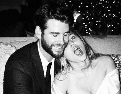 """Miley Cyrus pokazała zdjęcia z sekretnego ślubu. """"Było skromnie i..."""